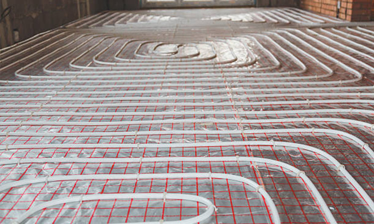 Hydronic Radiant Heating Custom